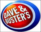 Dave and Busters - 4 Players Cards $100 value