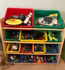 Toy Organizer with toys!
