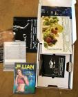 Complete New P90X original fitness DVDs with books and schedule, Sealed Jillian Kickboxing DVD