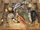 Costume Jewelry - necklaces, rings and bracelets