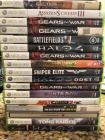 17 Xbox 360 Games - cases have been checked and discs are in proper cases