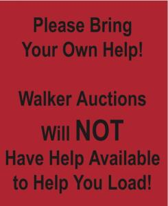 More Auction Information!