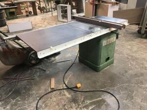 3 Phase Powermatic 3HP Table Saw