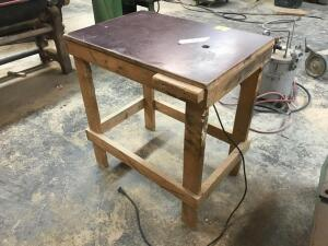 Drill Master 2HP Fixed Bass Router and Table
