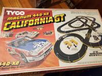 Tyco Magnum 440-x2 California gt track only, no cars, plus additional track