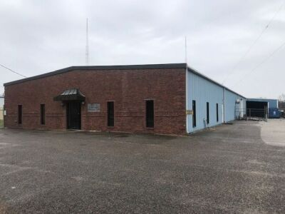 13500+/- SQ. FT. WAREHOUSE/OFFICE IN COVINGTON PIKE/I-240 AREA OF MEMPHIS