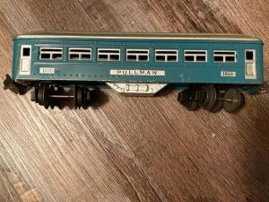 Lionel train Pullman car metal
