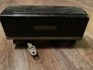 Lionel metal train car