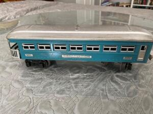Lionel train Observation 1631 car