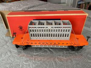 Lionel train car Allis-Chalmers with box