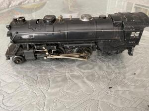 Lionel train engine 1664