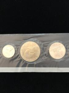 1976 US Bicentennial Silver Uncirculated Set