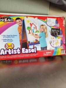Children's artist set. Unopened and in box.
