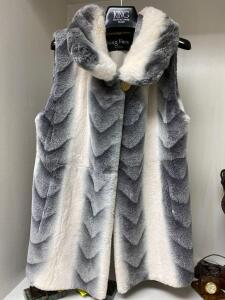 King furs mink jacket