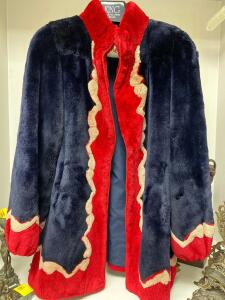 Fabulous mink coat size medium