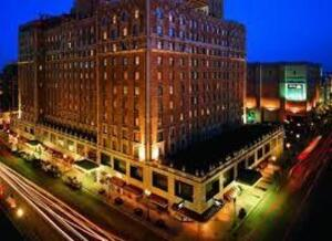 Memphis, TN Peabody One night stay with dinner for 2 in Capriccio Grill