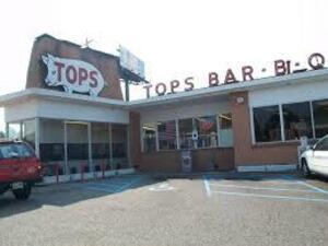 Tops BBQ $25 gift card