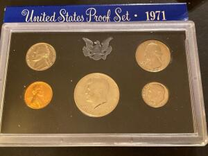 1971 United States proof set