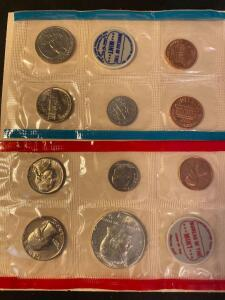 1970 United States San Francisco proof set