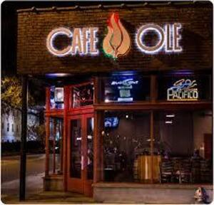 Cafe Ole $50 Gift Certificate