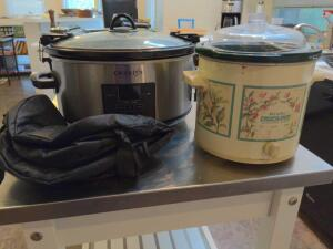 Pair of crock-pots