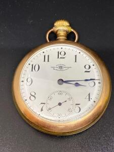 Ball Watch Company, Cleveland Official Railroad Standard pocket watch