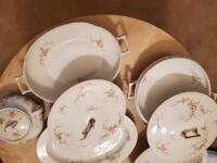 Theodore haviland, limoges France, serving pieces. - 3