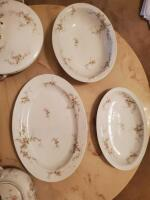 Theodore haviland, limoges France, serving pieces. - 4