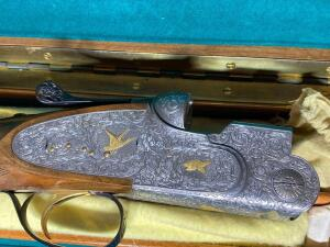 Beretta EELL Diamond Pidgeon Over-Under 12 GA Shotgun