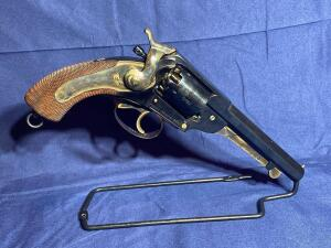 Original Refurbished London Armoury Kerr's Patent 5 Shot Black Powder Confederate Army Revolver