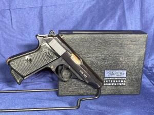 Walther PP 7.65mm Semi-Automatic Pistol with original box