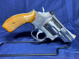 Smith and Wesson Model 66 .357 Magnum Revolver