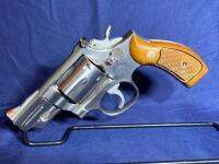 Smith and Wesson Model 66 .357 Magnum Revolver with original box - 4