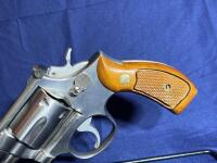Smith and Wesson Model 66 .357 Magnum Revolver with original box - 6