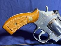 Smith and Wesson Model 66 .357 Magnum Revolver with original box - 8