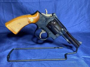 Smith and Wesson Model 15-3 38 Special Revolver