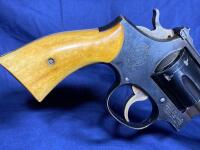Smith and Wesson 38 Special Revolver - 2