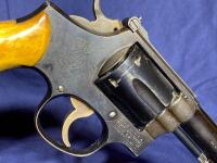 Smith and Wesson 38 Special Revolver - 3