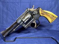 Smith and Wesson 38 Special Revolver - 5