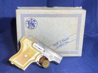 Smith and Wesson Model 61-3 Escort .22 LR Pistol with Original Box - 10