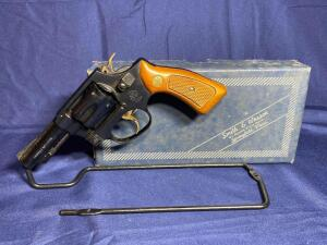 Smith and Wesson Model 31-1 .32 Long Revolver with Original Box