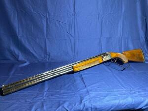 Ithaca Gun Acciaio Perazzi Over-Under 12 GA Shotgun, Made in Italy