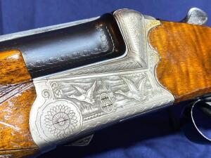 Gottfried Fuch-Ferlach Over-Under 20 GA Shotgun
