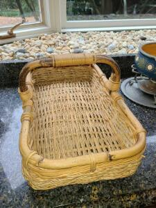 Heavy duty basket