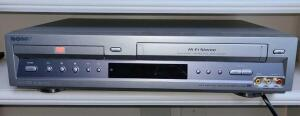Sony DVD VCR combo player