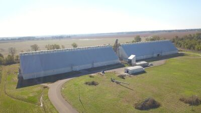 Cotton Seed Storage Facility on 25 Acres in Covington, TN