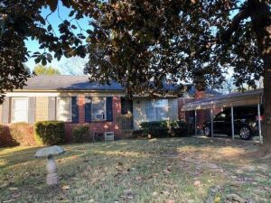 GREAT INVESTMENT HOME AT 1955 DAVIS CIRCLE MEMPHIS, TN 3812