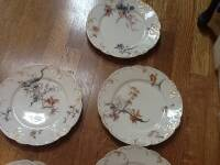 Set of 12 Limoges dinner plates, match lots 25 and 26 - 2