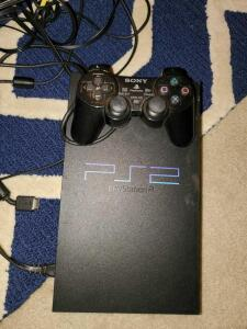 Playstation 2- untested.
