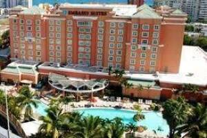 One night stay in any Embassy Suites Worldwide